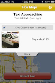 Taxi Approaching, Details